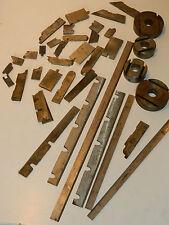 RABOTEUSE toupiage Machine à bois MENUISERIE ancien outils TOOL guilliet AUXERRE
