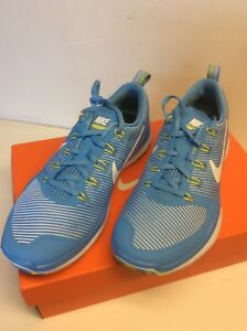 8b9866ebc842 Nike Free TR Versatility Amp Men s Training Shoe (833336-410) Blue ...