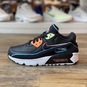 Nike Air Max 90 SE Gr.35,5 schwarz multicolor CK4068 001 ...