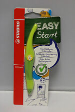 Stabilo Easy Original Start Pen Ideal Dyspraxia Grip - Left Handed Pen Green