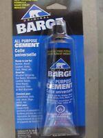 Barge Glue Cement 2 Oz. Tube For Leather, Wood, Etc... Da081