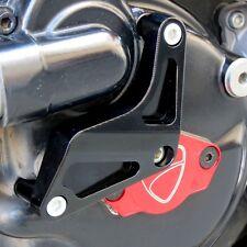DUCATI Streetfighter Wasserpumpe Schutz Sturzpad Motorschutz schwarz NEU