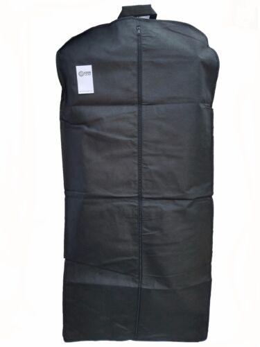 2 PACK 48 Travel Garment Bag Bags Suit Jackets Clothes Dresses Tux-Foldable