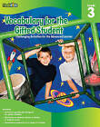 Vocabulary for the Gifted Student Grade 3 (For the Gifted Student): Challenging Activities for the Advanced Learner by Spark Notes (Paperback, 2011)
