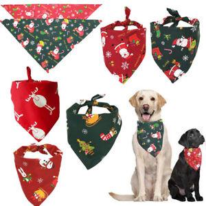 parure-de-forme-triangulaire-noel-pet-decor-foulard-collier-de-chien-cat