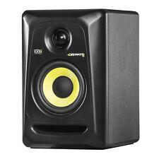 """KRK RP4G3 ROKIT 4 G3 4"""" Active Bi-amped Studio Monitor Speaker Single Black"""