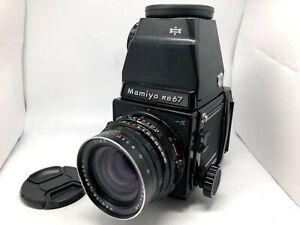 FedEx-eccellente-3-Mamiya-RB67-PRO-SEKOR-C-65mm-f4-5-120-Film-Retro-dal-Giappone