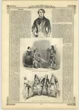 1844 Miss Kelly's Theatre, Mr Wilson, The Honeymoon