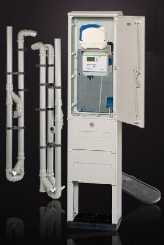 SBR Nachrüstsatz Kompressor Aquato KOM komplett Wandhalterung 4 EW 6 EW
