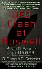 UFO Crash At Roswell, NM The Real Story Kevein Randle USAF Photos Uncensored  91