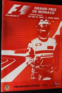 Program-2003-Monaco-Grand-Prix-Formula-1-with-11-signatures-NA