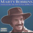 Hall of Fame 1982 by Marty Robbins (CD, Nov-2000, King)