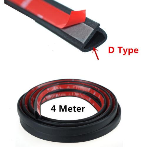 Caucho EPDM 4 metros D Coche Accesorios recorte impermeable aislamiento de sonido-Estilo