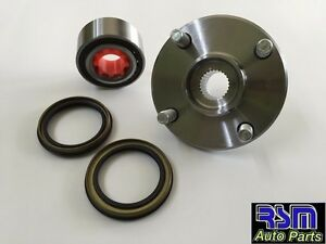 New-Front-Hub-Wheel-Bearing-amp-Seals-Kit-for-Sentra-91-99-200SX