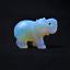 Natural-Opal-Quartz-Carved-Elephant-Gemstone-Stone-Crystal-Figurine-Ornaments thumbnail 4