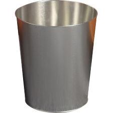 SupaHome Waste Bin Silver