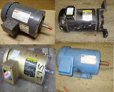 Baldor Dayton Weg Electric Motors 3 Phase 240480 Volt Tefc