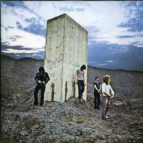 1 of 1 - The Who - Who's Next [New CD] Italy - Import