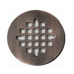 Oil Rubbed Bronze Shower Drain.Details About Oatey 4 1 4 Oil Rubbed Bronze Finish Shower Drain Cover Strainer