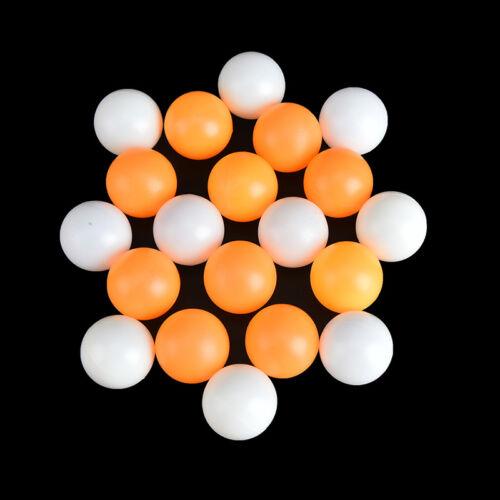 10pcs children Table Tennis Ball 40mm Diameter Ping Pong Balls kids Training TEU