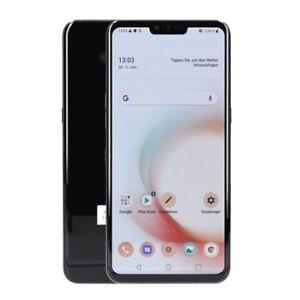 Lg v50 thinq 5g 128gb negro Smartphone Android kundenretoure como nuevo
