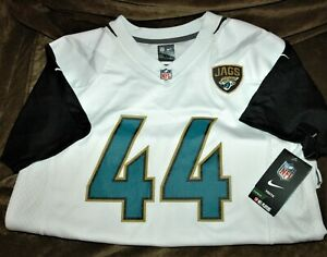 detailed look 562e9 c77b5 Details about Myles Jack jersey Jacksonville Jaguars YOUTH XL New with tags  NFL white Nike