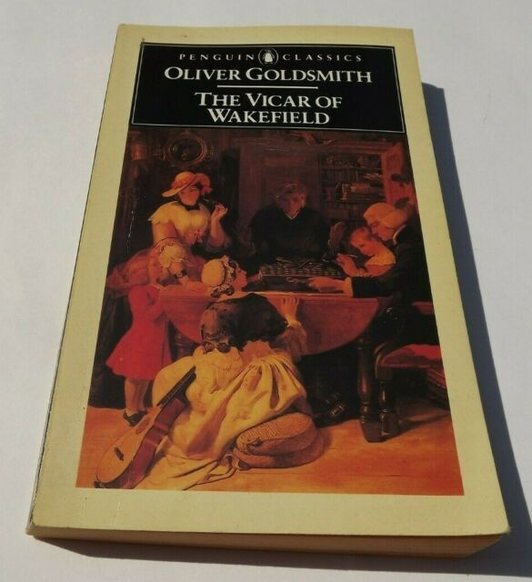 Penguin Classics: The Vicar of Wakefield by Oliver Goldsmith (Paperback)