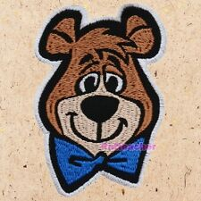 Hong Kong Phooey Face Patch Kung Fu Scooby Doobies Laff-A-Lympics Embroidered