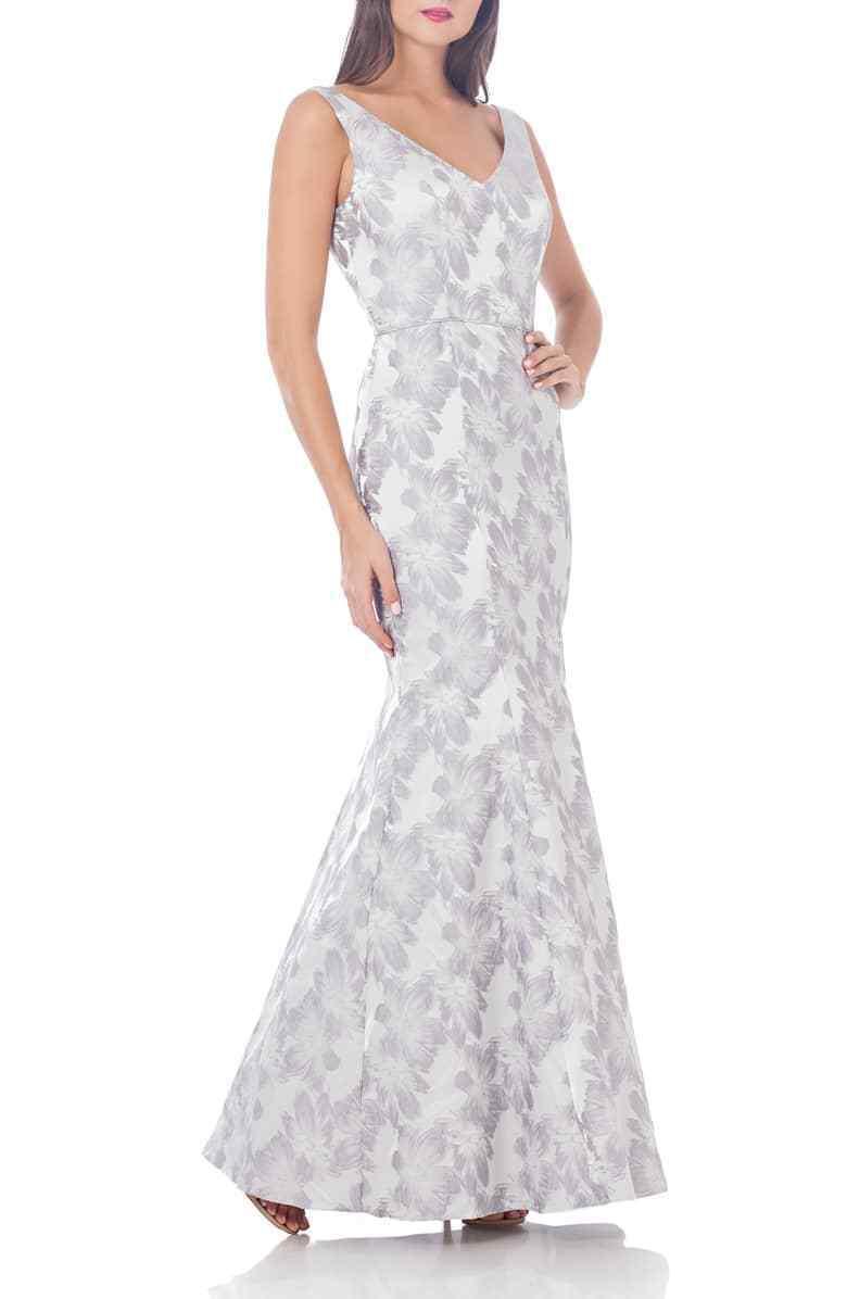 Js Collections Floral Vestido Sirena Vestido De Jacquard Talle 12   tienda de ventas outlet