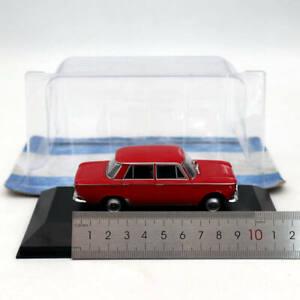 1-43-IXO-Altaya-Fiat-1500-1963-modelli-pressofusi-Limited-Collection-in-Miniatura-Rosso