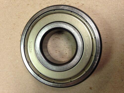 Slightly Used NSK Ball Bearing 6306Z Double Shielded LOT of 4 Bearings