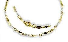 ECHT GOLD *** Fantasie-Armband Armkette bicolor, 19 cm