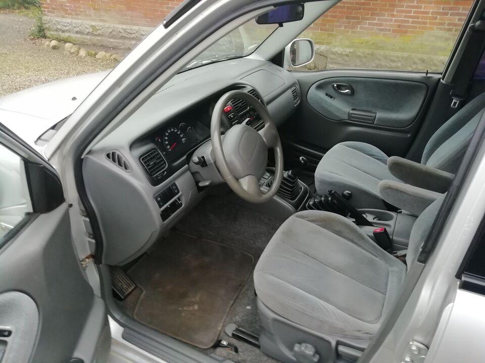 Suzuki Grand Vitara, 2,7 V6 XL7 US Edition, Benzin
