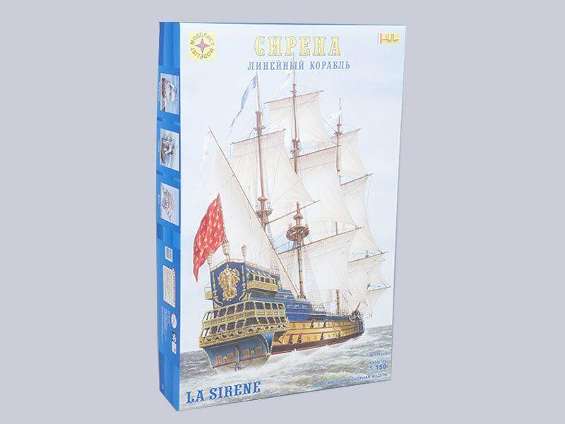 1 150 Scale model. Battleship  Siren