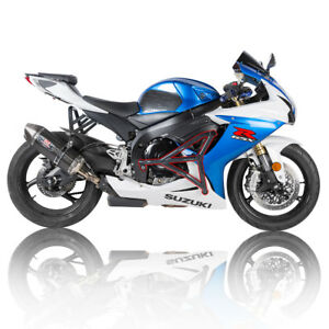 Details about Suzuki GSXR 600 / GSXR 750 2011-2019 R-Gaza Stunt Cage Engine  Guard Crash Bars