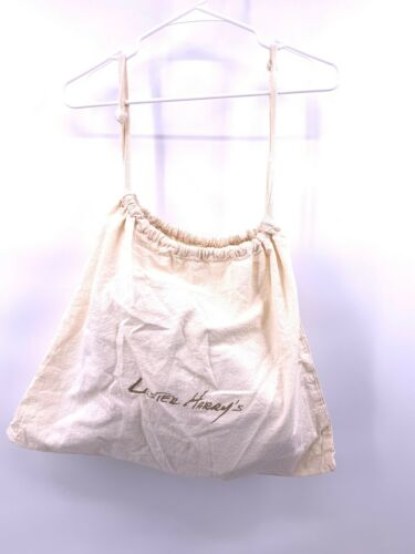 Lester Harry's Basic Cotton Bag (B-9)
