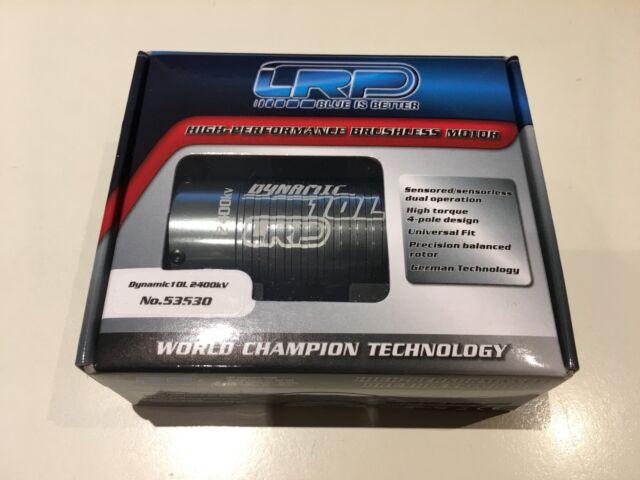LRP Dynamic 10L Brushless Motor 2400kV #53530