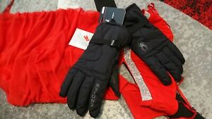 Ski-Skiing-Snowboard-Snowboarding-Men-Gloves-Bike-s-m-biker-waterproof-spider-s