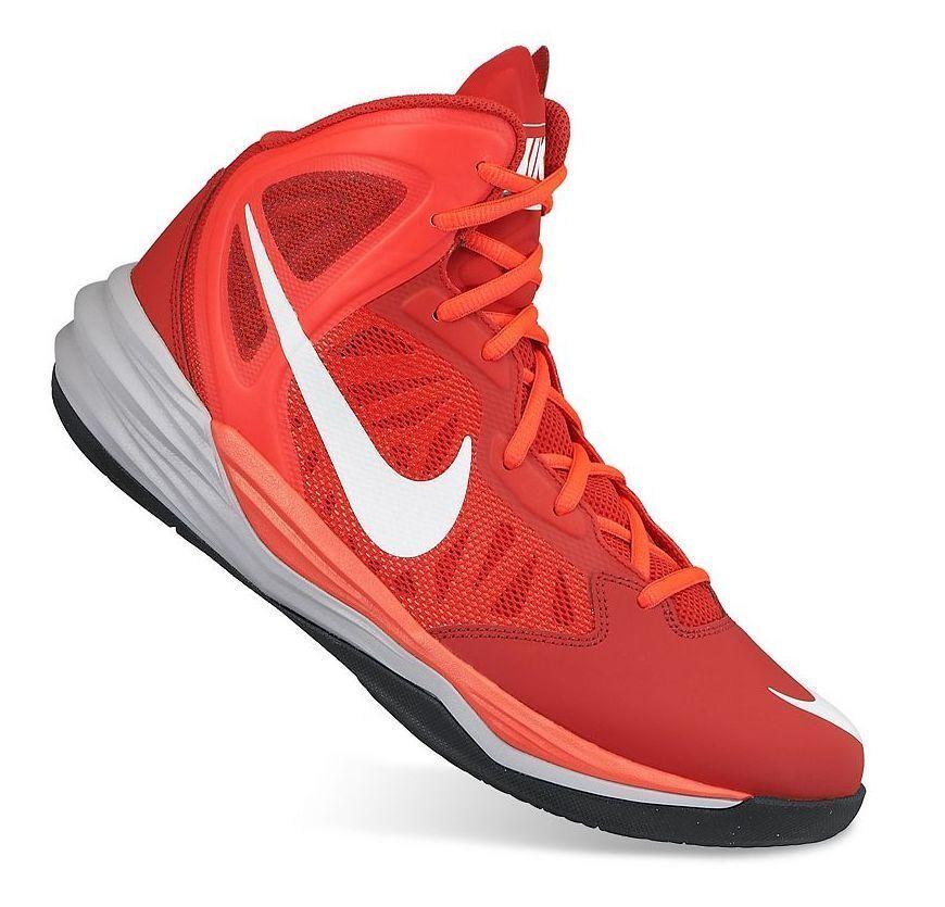 Nike Uomo primo hype usa di scarpe da basket usa hype 9, 10,5, 5, 12 34c3b3