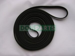 "1x Carriage Drive Belt for Encad NovaJet 500 600e 630 700 750 60"" 207475 NEW"