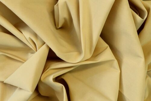SAND STONE BENGALINE STRETCH DRESS SUIT MAKING FABRIC MATERIAL PREMIUM QUALITY