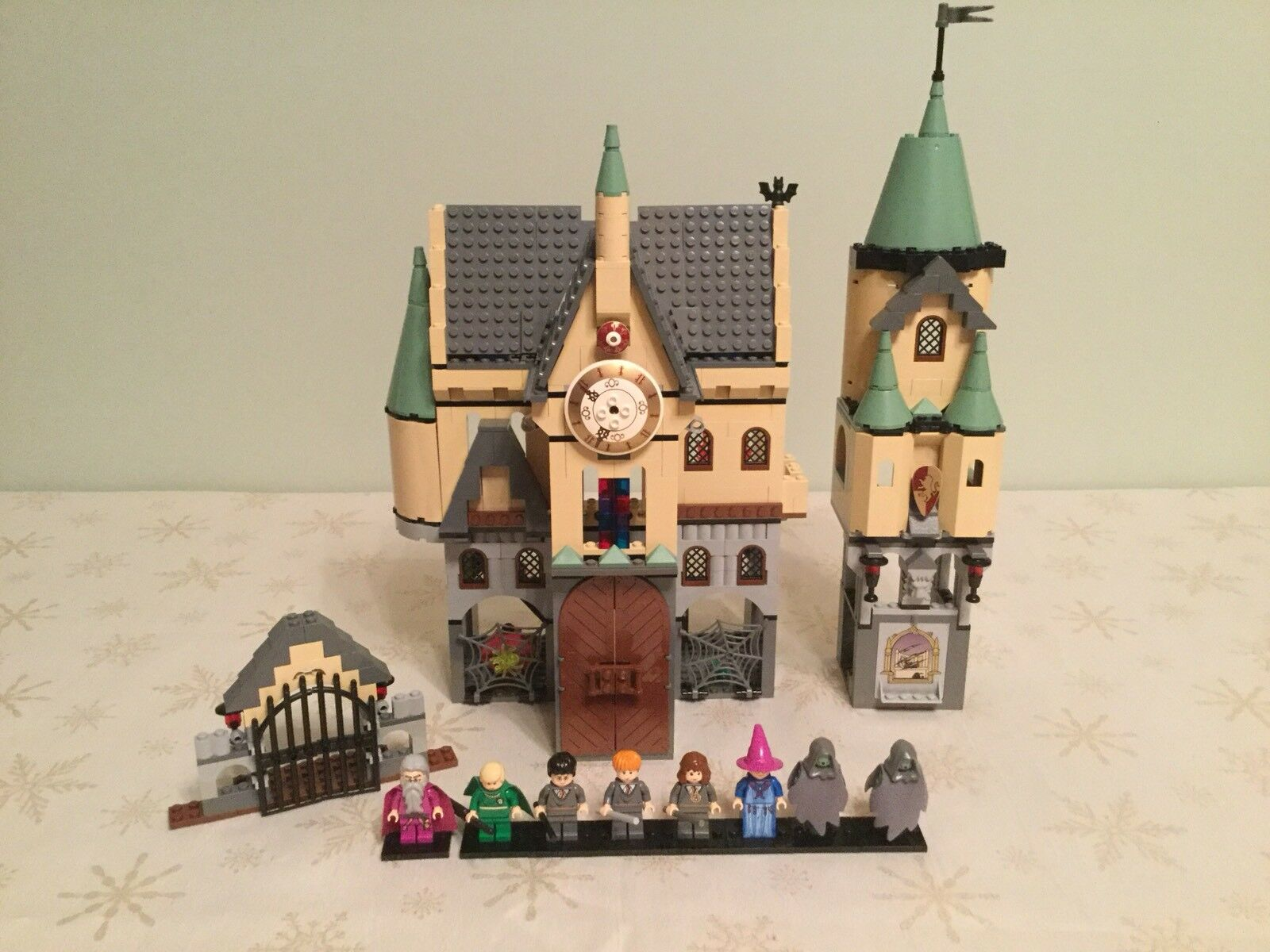 Lego Harry Potter 4757 Hogwarts Castle (2nd edition) 100%Complete+Instruction