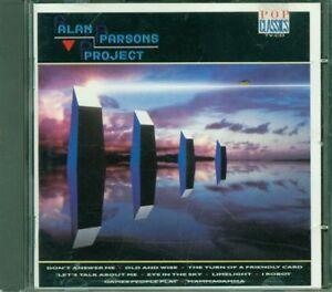 The-Alan-Parsons-Project-Pop-Classics-Sonopress-West-Germany-Cd-Ottimo