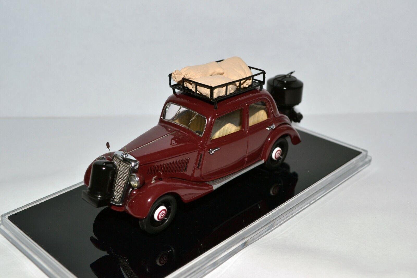 Raro MERCEDES-BENZ 170VG W136 holzvergaser 1939-43 1 43 Schuco 450243900