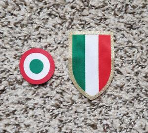 Italian Coppa Italia Winners Patch Seria A Coppa Italia Juventus Ronaldo Ebay