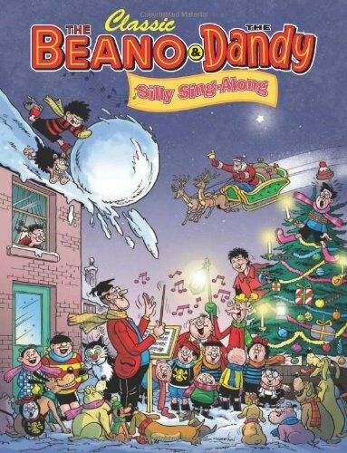Beano and Dandy Giftbook 2014 (Annuals 2014),