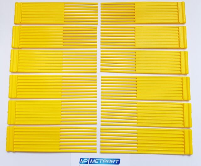 GENUINE Countax Bristles 54x Part No Westwood PGC Sweeper Brushes 14936301