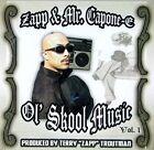 Zapp Mr Capone E Vol 1 OL Skool Music Explicit Version 2005 CD