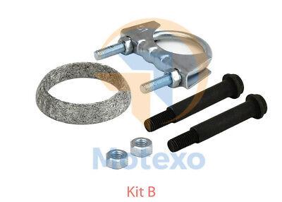 Onestà Fk90074b Kit Di Montaggio Di Scarico Per La Benzina Catalizzatore Bm90074 Bm90074h-
