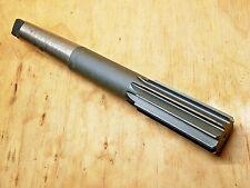 1 38 Straight Flute Reamer 4mt Morse Taper Standard Tool Co Sharp